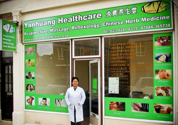 Dr Qi at YanHuang Healthcare
